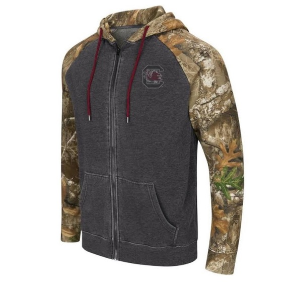 Colosseum Other - South Carolina Gamecocks Colosseum full zip hoodie